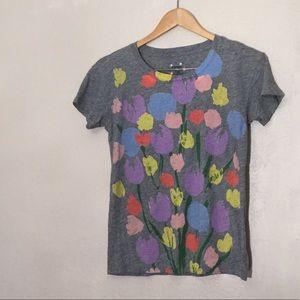 Michael De Feo for J Crew t shirt